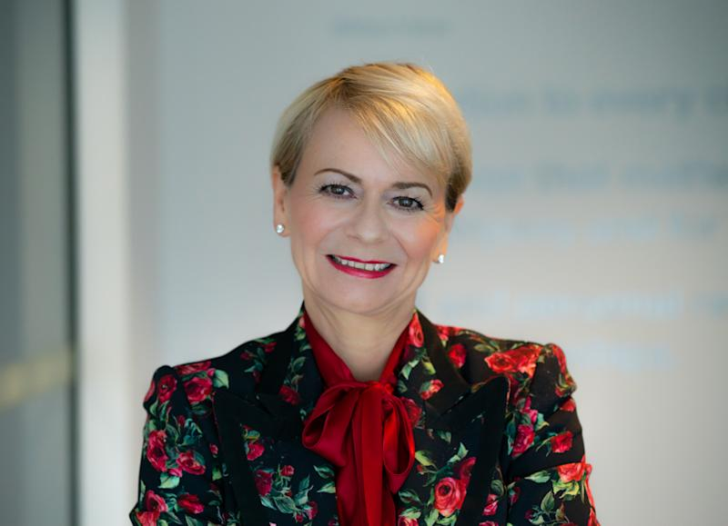IBM's Harriet Green