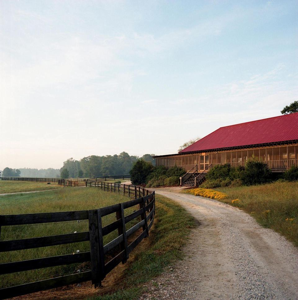 <p>The beauty of this urban town is that it's located in the middle of rural country and is full of farm-to-table restaurants, shopping and miles of trails. More than anything, the community of 400 prioritizes living a slower, happier pace of life.</p>