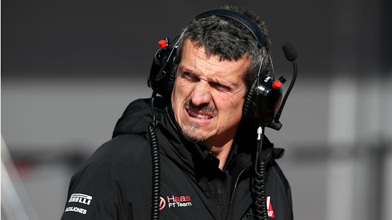 Steiner: Haas still committed to Formula One