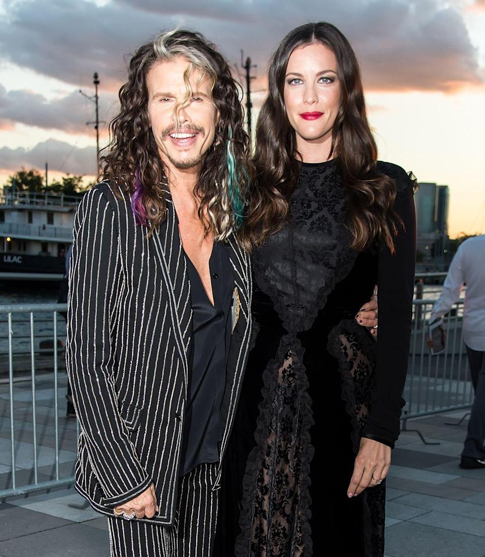 """<p><strong>Famous parent(s)</strong>: Aerosmith frontman Steven Tyler and singer Bebe Buell <br><strong>What it was like</strong>: """"I wouldn't let myself get caught up in it,"""" she <a href=""""http://articles.mcall.com/1994-10-28/features/3008909_1_silent-fall-father-famous-dad"""" rel=""""nofollow noopener"""" target=""""_blank"""" data-ylk=""""slk:said"""" class=""""link rapid-noclick-resp"""">said</a> of the Aerosmith craze. <br></p>"""