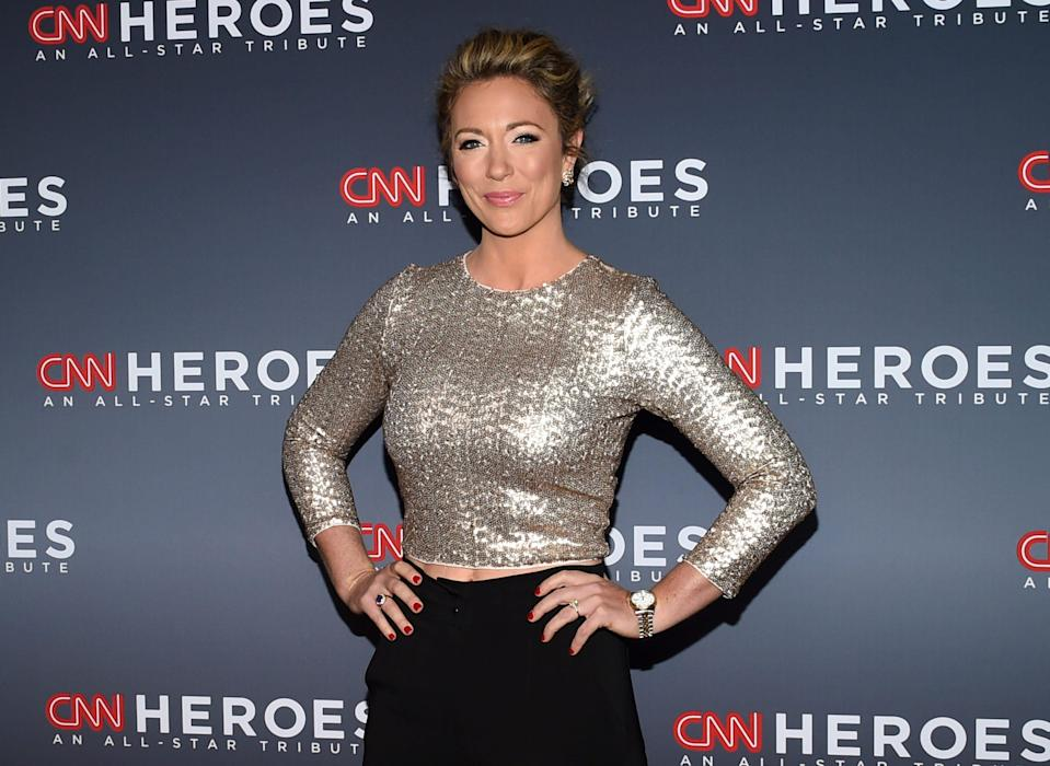 Brooke Baldwin will be leaving CNN after 13 years in April.