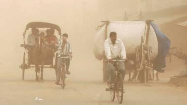 Severe heat wave conditions are very likely to prevail at a few places in Uttar Pradesh on June 24, while thunderstorm and duststorm accompanied with gusty winds are very likely at isolated places over the state.