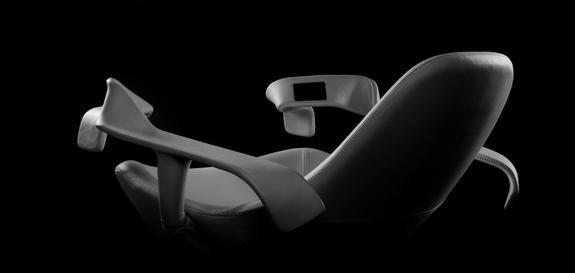 The new chair from TAO Wellness lets you get a workout while sitting down.