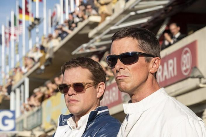What's on TV This Week: Matt Damon and Christian Bale in 'Ford V. Ferrari' on HBO and more