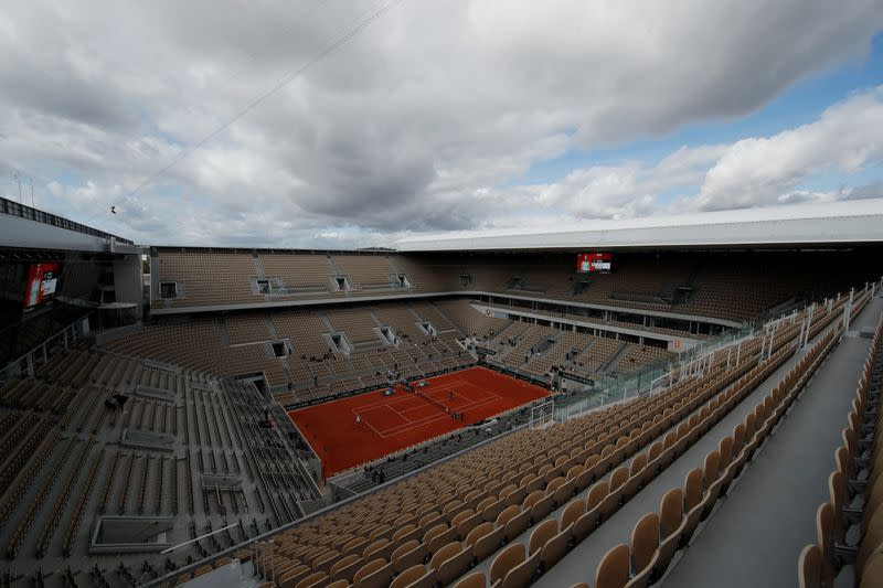 French Open order of play on Thursday