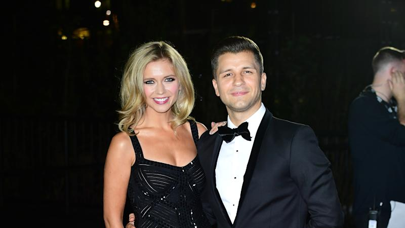 Countdown's Rachel Riley expecting baby with Pasha Kovalev