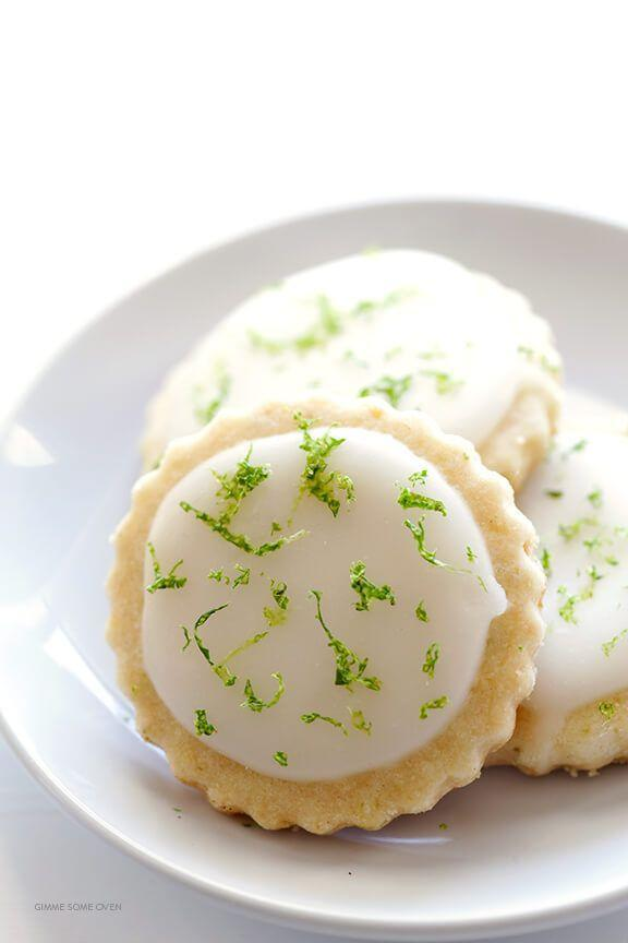 "<p>The French influence in New Orleans and other parts of Louisiana is apparent in the food, and that goes for cookies, too. Melt-in-your mouth sablés, also known as sandies, are a French take on shortbread, popular in Louisiana. Amp up the flavor with this coconut shortbread recipe, topped with sweet lime glaze.</p><p>Get the recipe from <a href=""https://www.gimmesomeoven.com/coconut-lime-shortbread-cookies/"" rel=""nofollow noopener"" target=""_blank"" data-ylk=""slk:Gimme Some Oven"" class=""link rapid-noclick-resp"">Gimme Some Oven</a>.</p>"