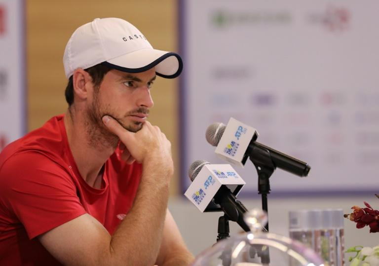 Andy Murray says he is taking his comeback from injury one game at a time
