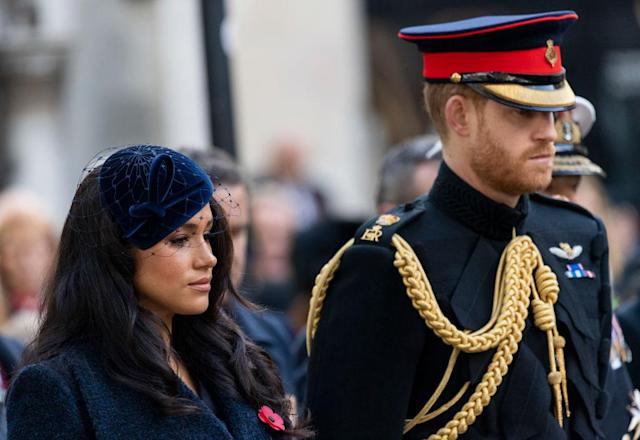 It is believed Prince Harry and Meghan Markle won't be joining the Queen at Sandringham this Christmas [Photo: Getty]