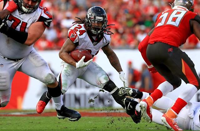 The Falcons roster: Should they stay or go?