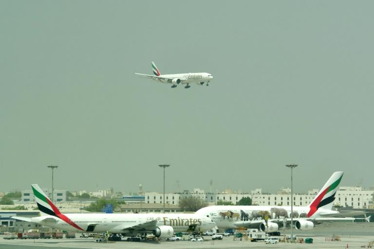 Dubai International Airport is one of the busiest air hubs in the world