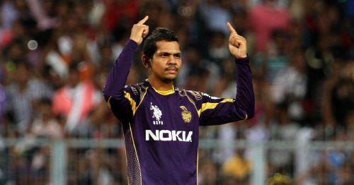 Narine will be the lead spinner of KKR and skipper Dinesh Karthik's go-to option.