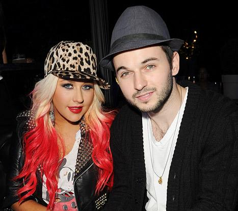 Christina Aguilera Is Engaged to Boyfriend Matt Rutler! See Her Ring