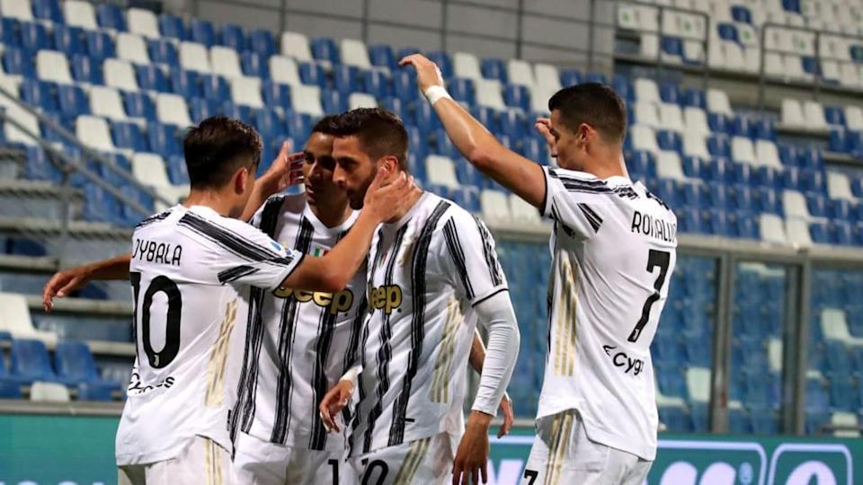 US Sassuolo v Juventus FC - Serie A | MB Media/Getty Images