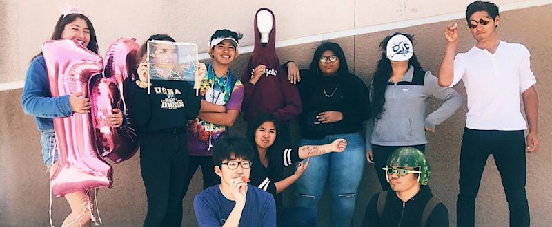 The GLORIOUS Reason Why All These Teens Are Dressed as Memes