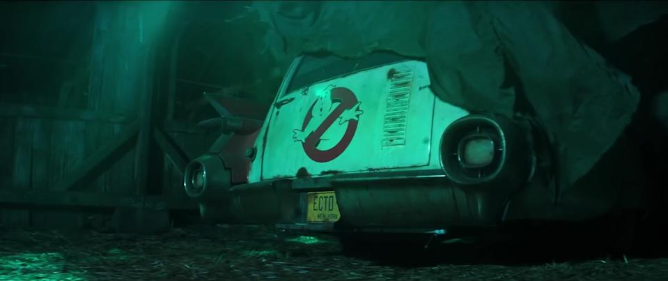 New Ghostbusters trailer coming on Monday.