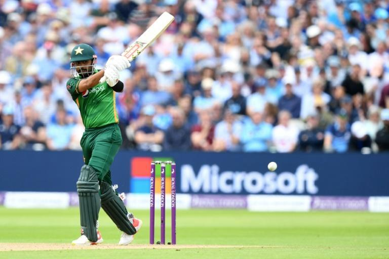 Leading fromn the front - Pakistan captain Babar Azam made a career-best 158 in the 3rd ODI against England at Edgbaston on Tuesday