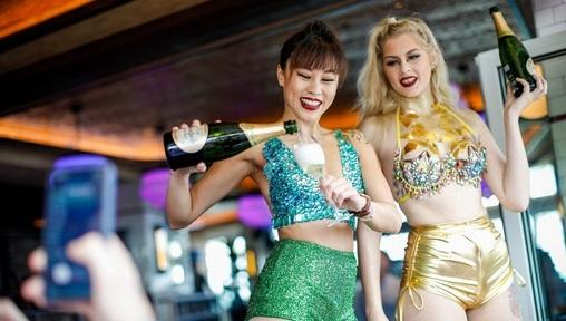Win a pair of tickets to LAVO Singapore's St Patrick's Day-Themed Brunch at Marina Bay Sands