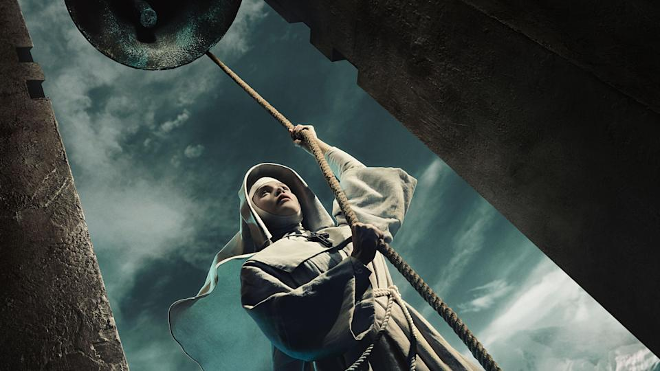 <p>Gemma Arterton is excellent as the prideful Sister Clodagh in the BBC One adaptation of Black Narcissus</p> (FX)