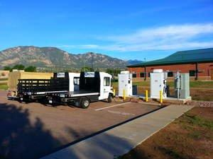 SPIDERS Delivers First-of-a-Kind Bi-Directional Electric Vehicle Chargers at Fort Carson, Colorado