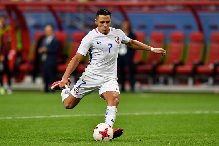 Arsenal star Alexis Sanchez called up to Chile squad despite ongoing abdominal injury concerns