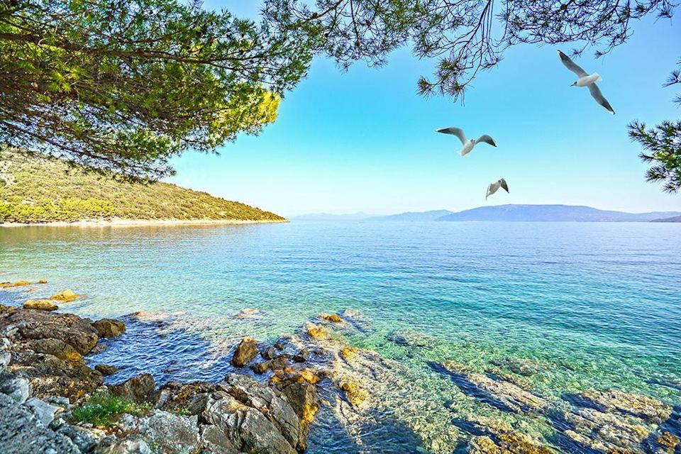 <p>Croatia and its surrounding islands are having a moment, but that doesn't make it an expensive choice . Choose from the Dalmatian Coast, Dubrovnik, Split or so many other worthy locations for a honeymoon worth remembering, which combines beautiful coast with history, affordable cuisine and Instagrammable day trips.</p>