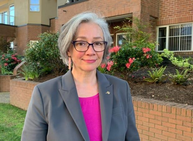 Education Minister Jennifer Whiteside said keeping schools open during the pandemic has been important for young peoples' mental health.
