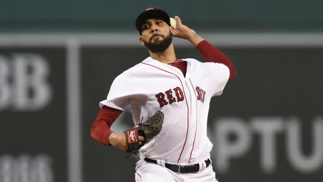 David Price warned J.D. Martinez about Boston while recruiting him to the Red Sox. (AP)