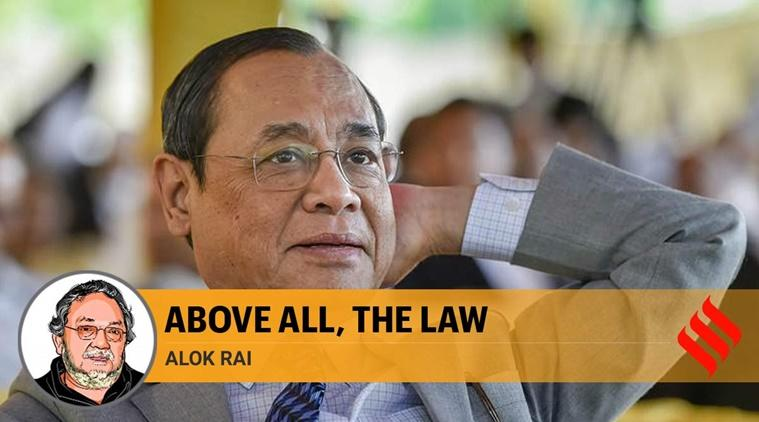 ranjan gogoi rajya sabha seat, ranjan gogoi, chief justice of india, judge, law, indian express news