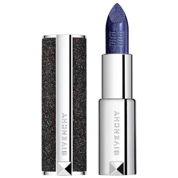 <p>Each shade of <span>Givenchy Le Rouge Night Noir Lipstick</span> ($28, originally $38) adds sparkles to rich colors from deep red to royal blue, but the finish is still smooth and sheer for all.</p>