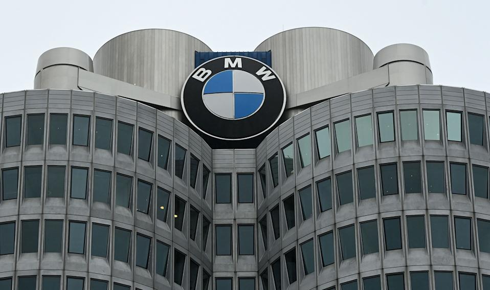 BMW headquarters in Munich, Germany. Photo: Christof Stache/AFP via Getty Images