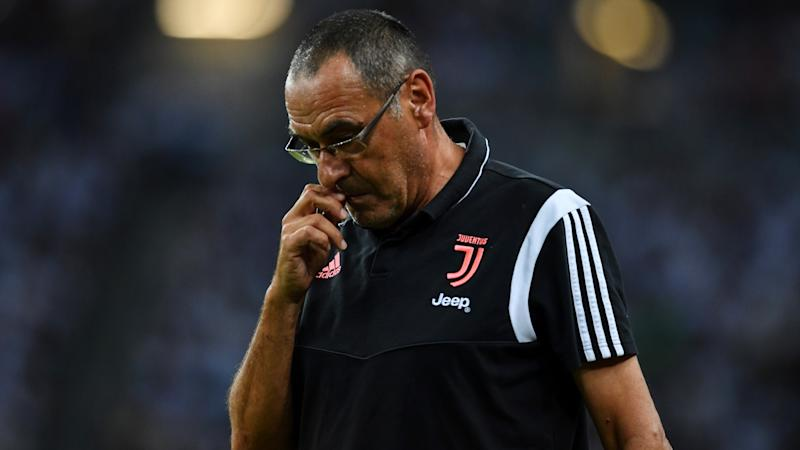 Sarri to miss Juventus matches against Parma & Napoli due to pneumonia recovery