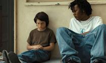 <p>Jonah Hill's directorial debut is a coming of age drama about a 13-year-old boy who begins to hang out with an older group of skateboarders in 90s LA. </p>