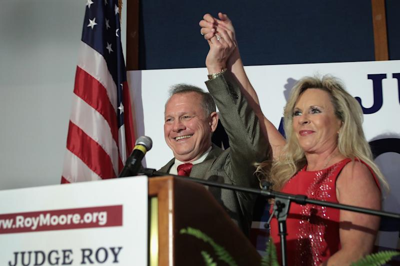 Who is Roy Moore's Wife? Kayla Moore Says She's Gathering Evidence Sex Abuse Accusers Were Paid