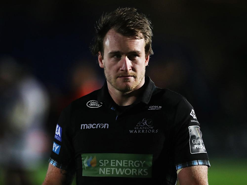 Stuart Hogg has said he could be fit in the 'next couple of weeks': Getty