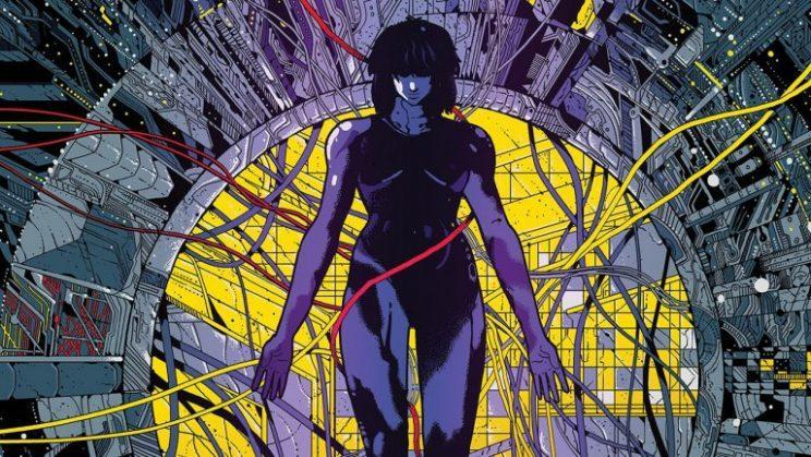 'Ghost in the Shell' (Lionsgate/Funimation)