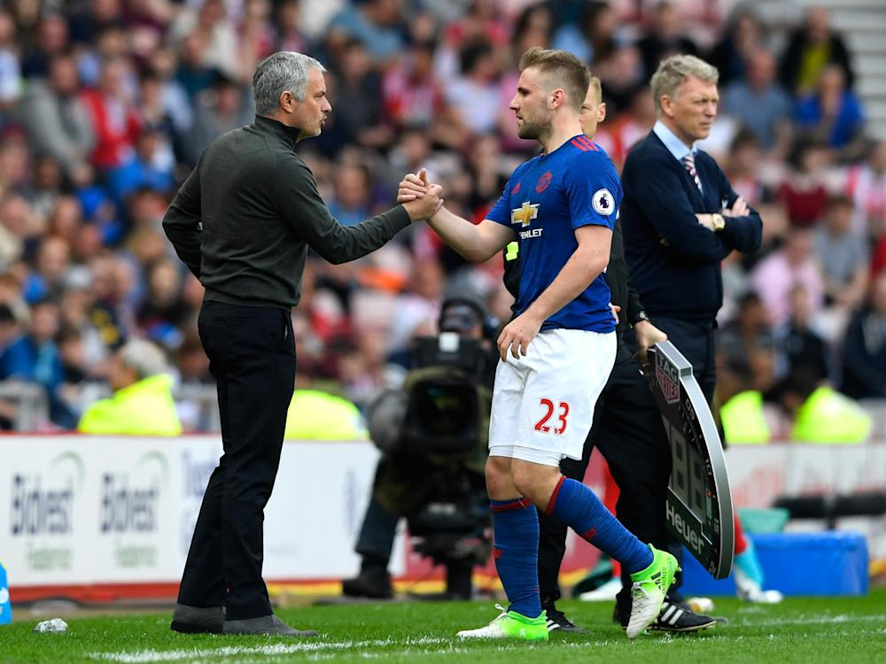 Mourinho has repeatedly criticised his young full-back in the press: Getty