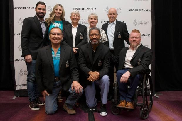 Canadian Sports Hall of Fame welcomes 8 of country's best