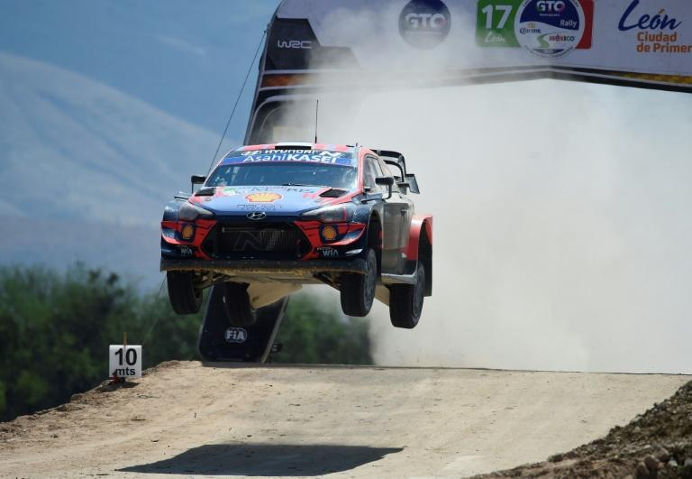 WRC returns with Tanak looking for home win in Estonia
