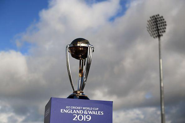 The 2019 ICC World Cup only has 4 teams left, who will go on to lift the trophy?Enter caption