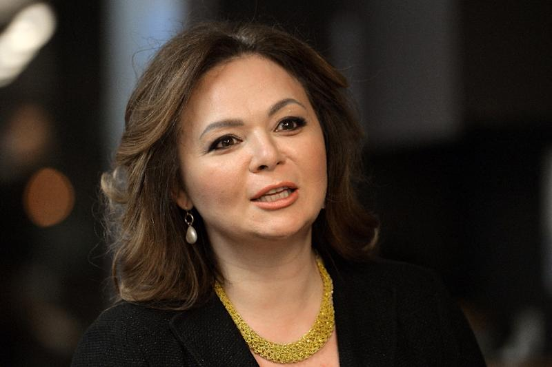 Veselnitskaya has denied she has any contacts to the Russian government and the Kremlin on Wednesday again insisted it had no ties to her or her meeting with Trump Jr (AFP Photo/Yury MARTYANOV)
