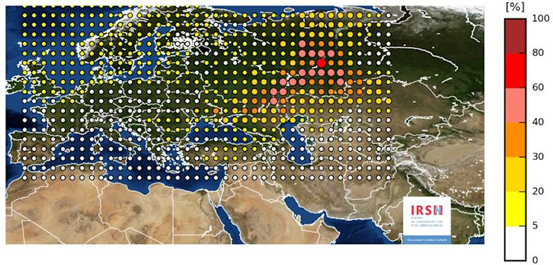Russia named as likely source of Europe radioactivity spike