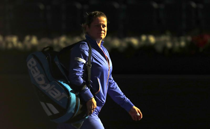 Kim Clijsters Takes Wildcard Into Indian Wells