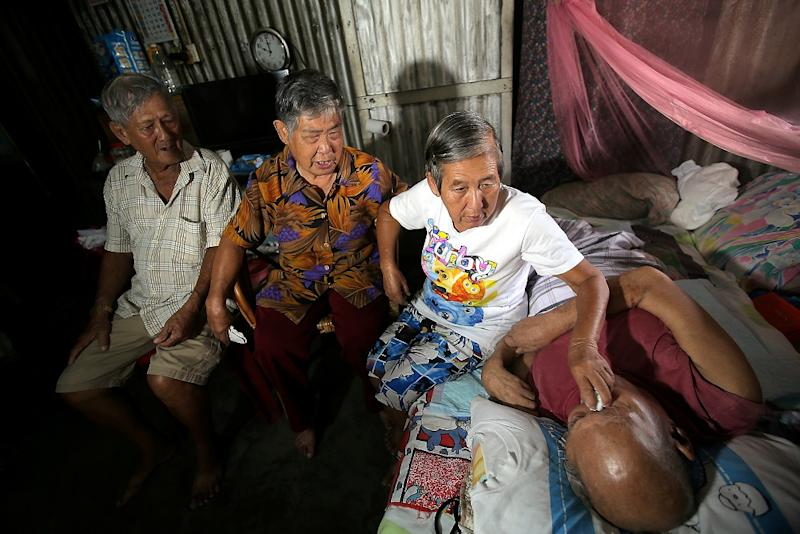 The Ng siblings will finally have peace of mind with Kok Ngow and Lai Yee taken in by an Ampang home for senior citizens. — Pictures by Farhan Najib