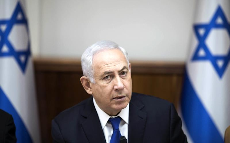 Israeli Prime Minister Benjamin Netanyahu was a vocal opponent of the 2015 deal between Tehran and major powers that saw sanctions against Iran eased