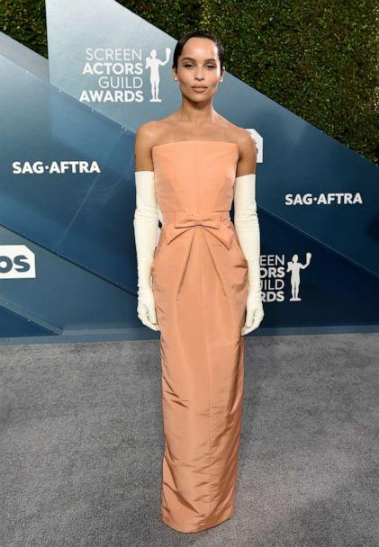 PHOTO: Zoe Kravitz attends the 26th Annual Screen Actors Guild Awards at The Shrine Auditorium on Jan. 19, 2020 in Los Angeles. (FilmMagic via Getty Images, FILE)