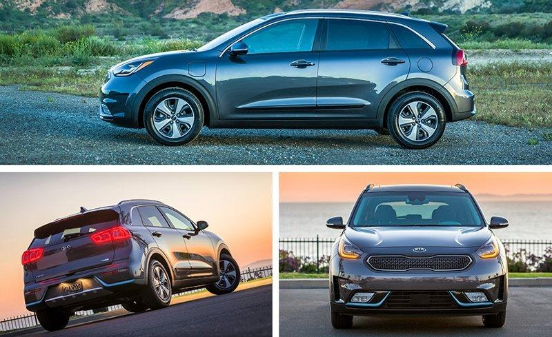 2018 kia niro plug in hybrid. Black Bedroom Furniture Sets. Home Design Ideas