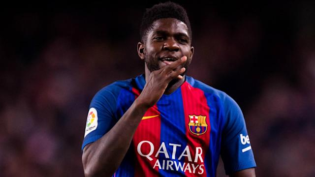 Barcelona defender Samuel Umtiti does not think Luis Enrique's 3-4-3 system is working perfectly in defence.