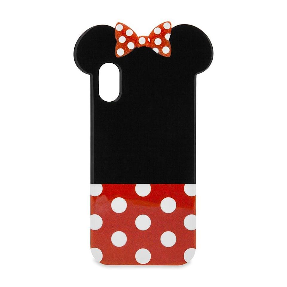 <p>This <span>Minnie Mouse iPhone X/XS Case</span> ($22, originally $30) is a classic.</p>