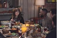 "<p>""Friendsgivings"" became all the rage with the millennial set, who gathered for <a href=""https://www.goodhousekeeping.com/holidays/thanksgiving-ideas/g28704711/thanksgiving-potluck-ideas/"" rel=""nofollow noopener"" target=""_blank"" data-ylk=""slk:Thanksgiving potluck dinners"" class=""link rapid-noclick-resp"">Thanksgiving potluck dinners</a> and <a href=""https://www.goodhousekeeping.com/holidays/thanksgiving-ideas/a41529/cranberry-jello-shots-recipe/"" rel=""nofollow noopener"" target=""_blank"" data-ylk=""slk:cranberry Jell-O shots"" class=""link rapid-noclick-resp"">cranberry Jell-O shots</a>. These chosen family gatherings are especially popular with those whose blood relations aren't exactly Norman Rockwell material. </p>"